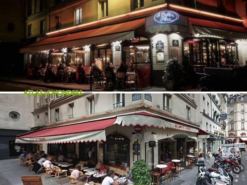 Owen restaurant in Paris