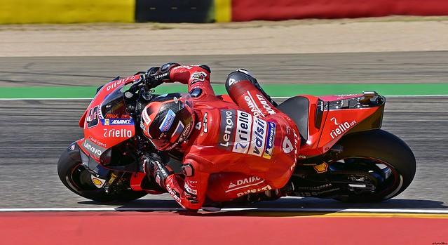 Ducati / Danilo PETRUCCI / ITA / Ducati   Team