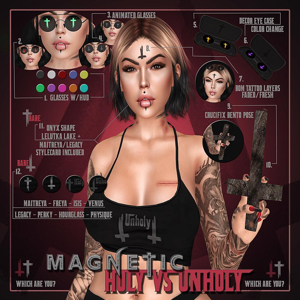 Magnetic - Holy vs Unholy Gacha