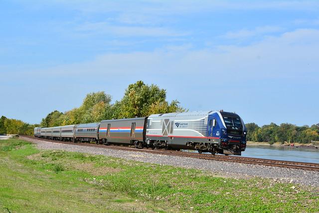 Amtrak #4601