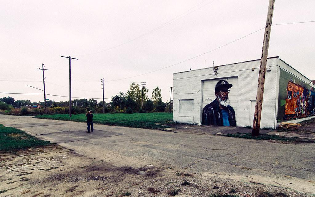 Detroit Graffiti/ Street Art