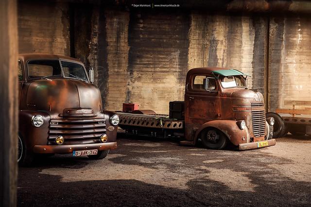Ratty COE Trucks