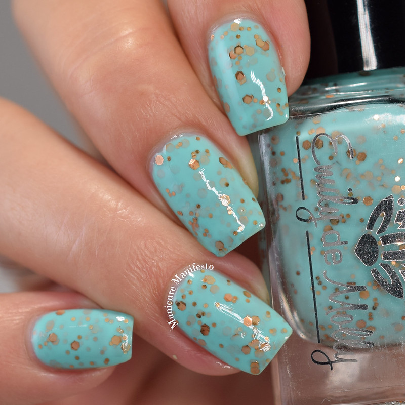 Emily De Molly Before I Forget swatch