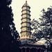 Fragrant Hills Pagoda, Beijing, 1996