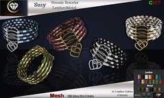Suzy - Women Bracelet with hud & resizer