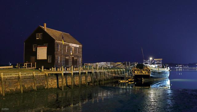 Pedrick Store House @Derby Wharf