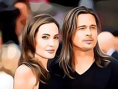 Angelina Jolie Toons