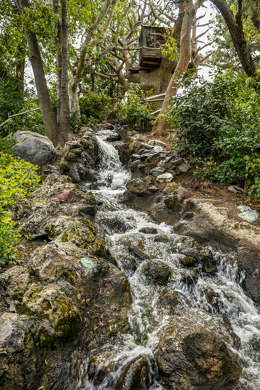 Tom Sawyer Island stream DL