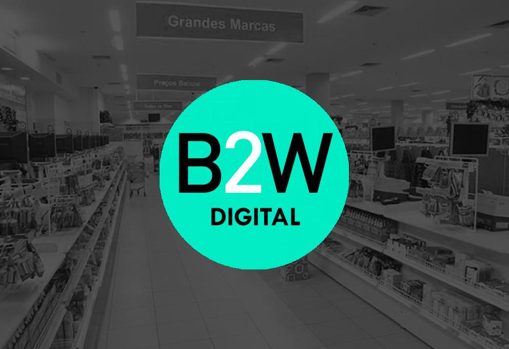 vagas de emprego B2w digital