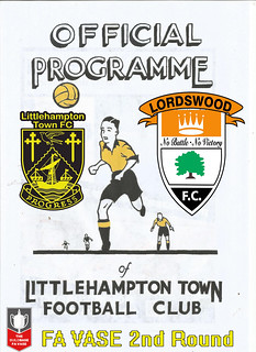 Littlehampton Town Vs Lordswood