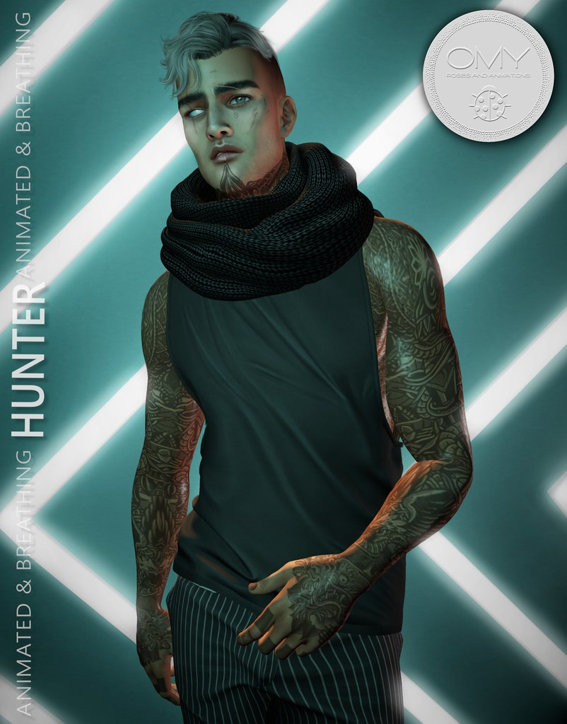 Hunter @ Manly Arena