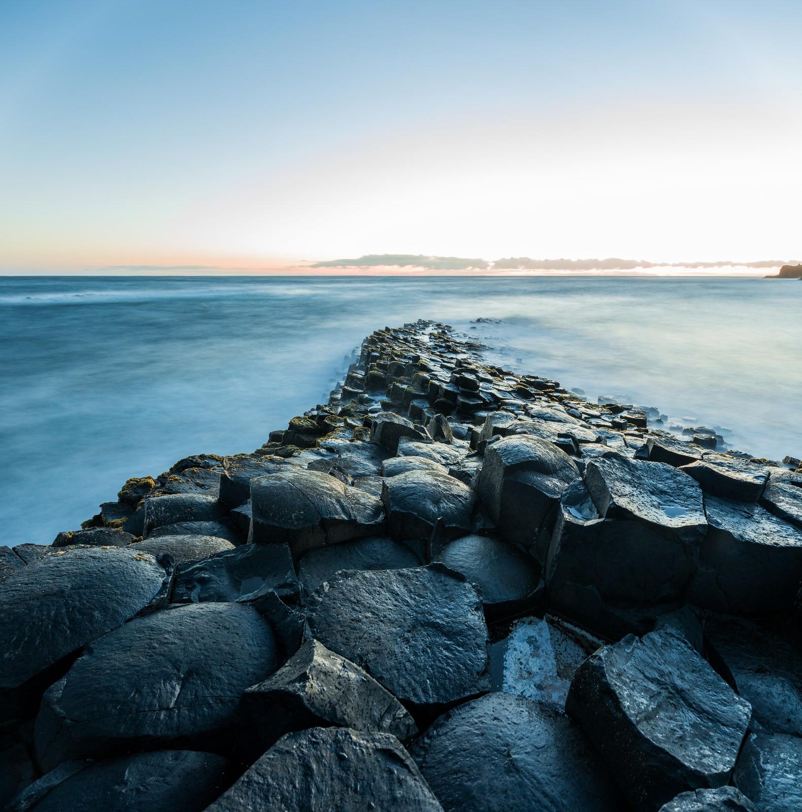 Giant's Causeway Irlanti