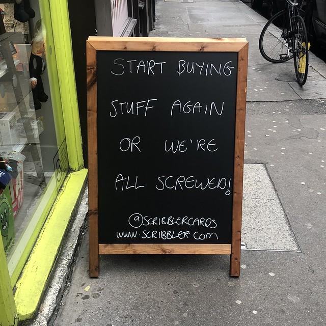 Start buying