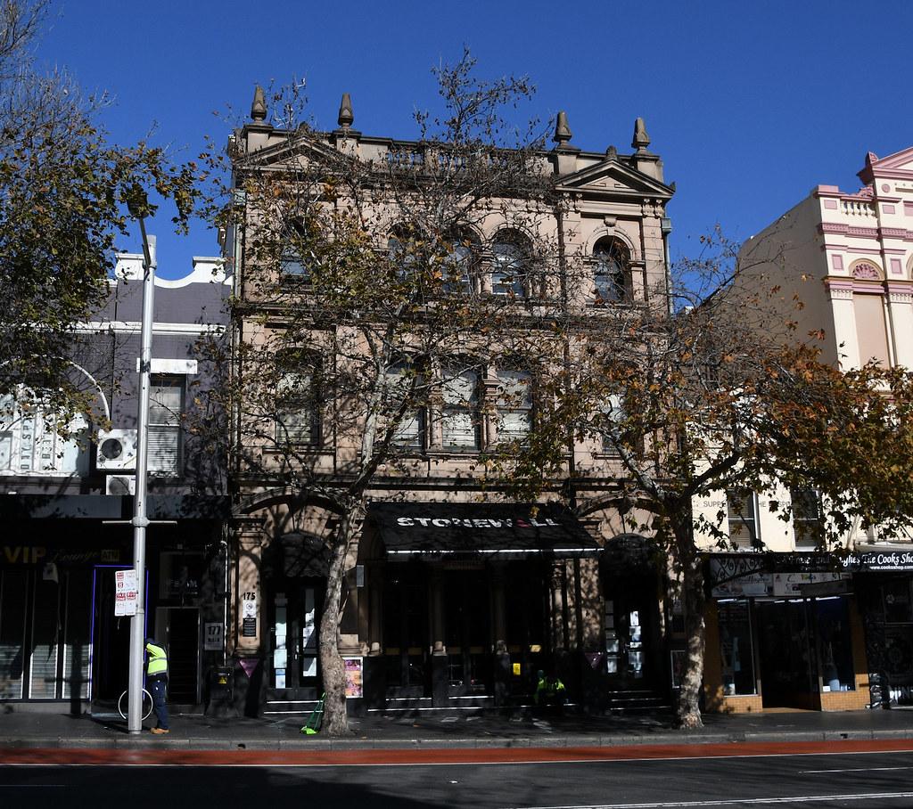 Stonewall Hotel, Darlinghurst, Sydney, NSW.