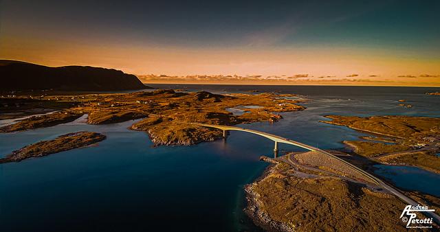 Fredvang, Norway - 22.09.2019
