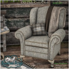 DD Thilo Cozy Chair-PG