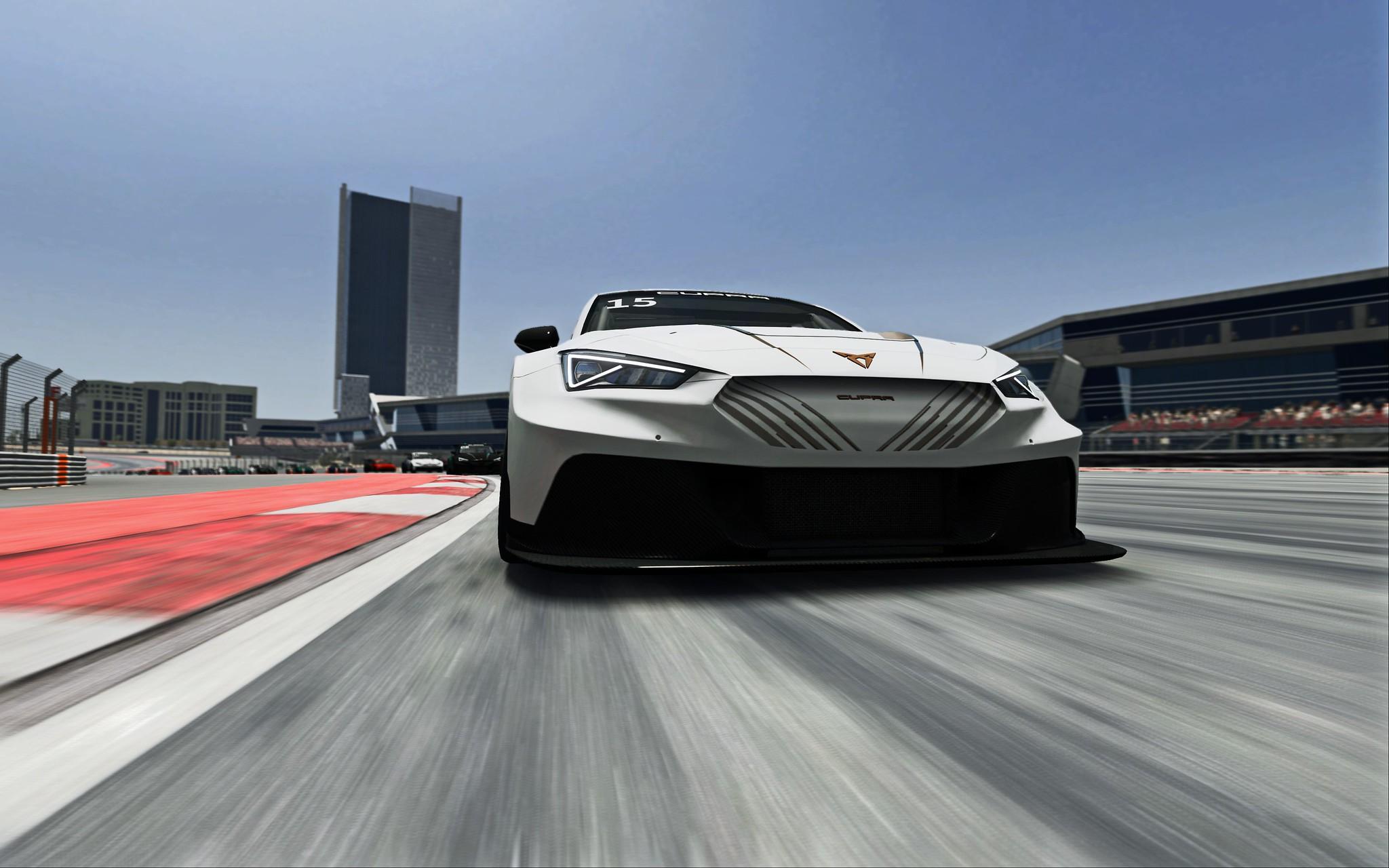 Cupra E-Racer 3