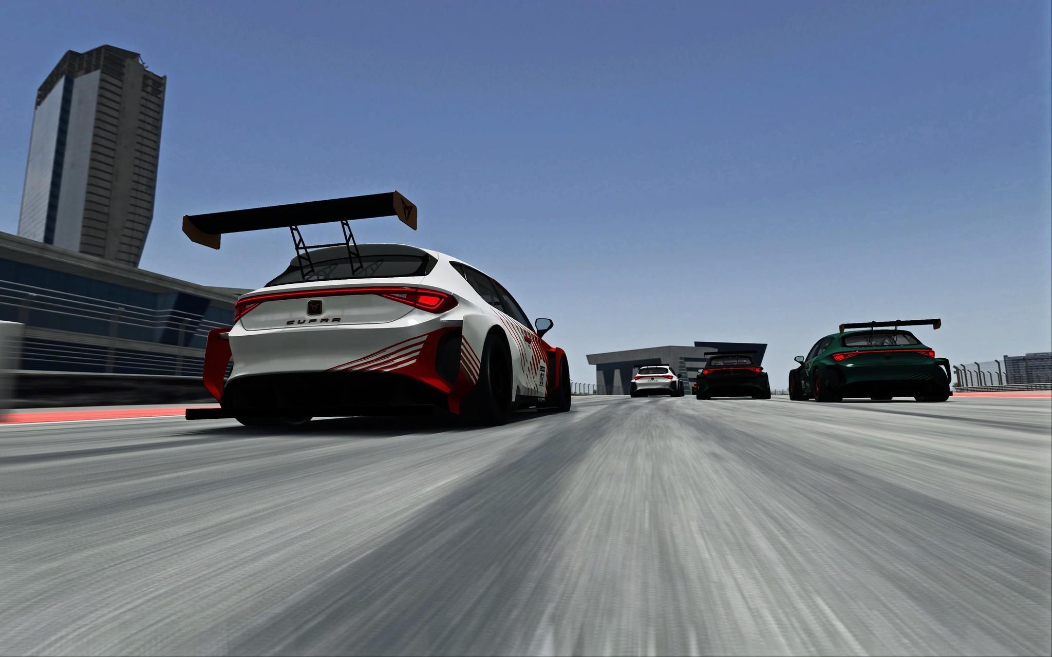Cupra E-Racer 4