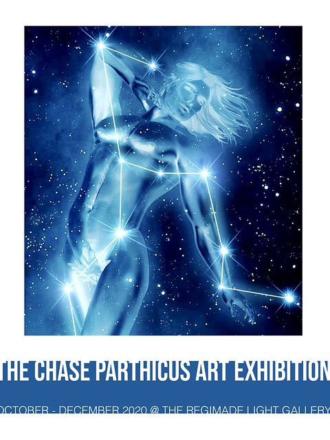 'The Chase Parthicus Art Exhibition' is OPEN
