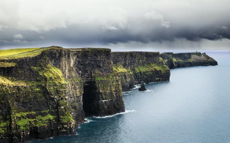 Irlanti nähtävyydet