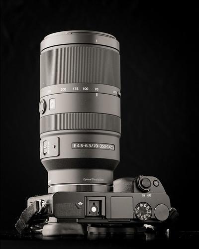 Lens Stories ~ Sony 70-350mm G-Master