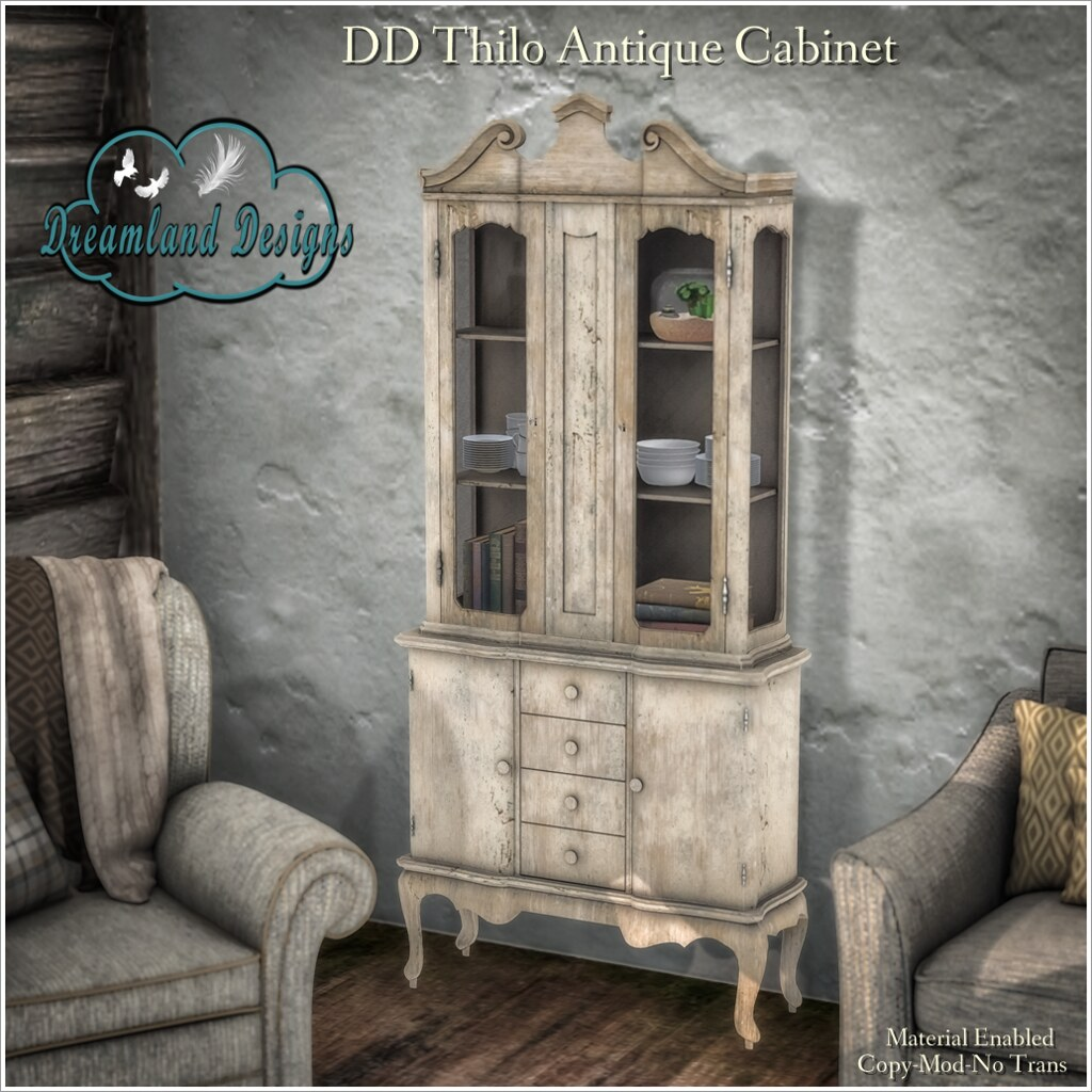 DD Thilo Antique Cabinet-AD