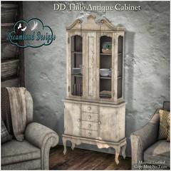 DD Thilo Antique Cabinet-AD