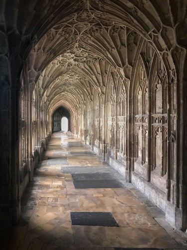 Gloucester Cathedral Cloisters | by WillNewcomb