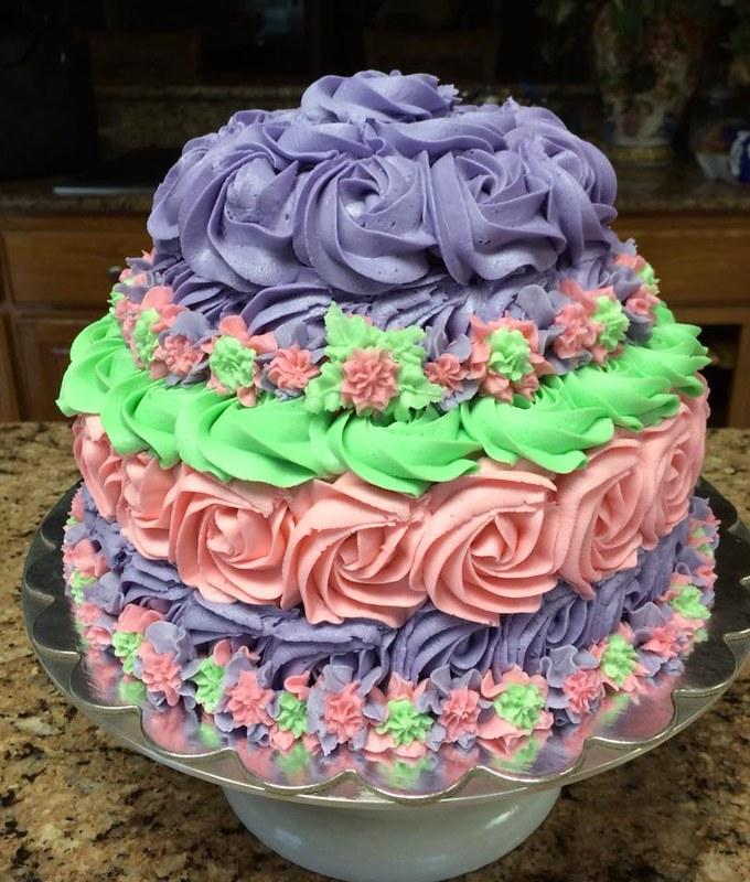 Cake by Ms. Josie's Italian Cookies & Cakes