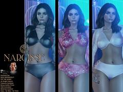 -Narcisse- Charlotte set @ Fameshed X