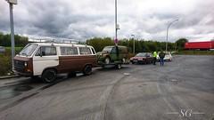 convoyage Haut-Rhin / Nord