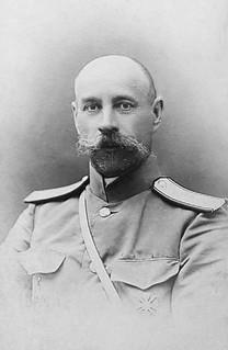 Portrait M. Sergee Kojevnikov, ca. 1917