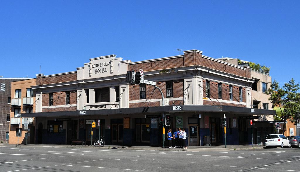 Lord Raglan Hotel, Alexandria, Sydney, NSW.