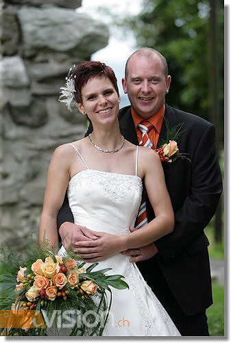 2005 -  Hochzeit Carmen & Michi