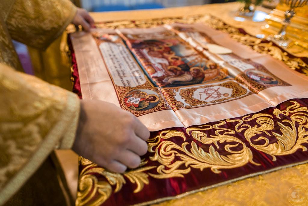 10-11 октября 2020, Неделя 18-я по Пятидесятнице / 10-11 October 2020, 18th Sunday after Pentecost