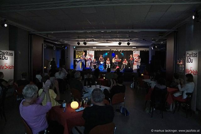 Apropos Chor - Chor der StrassenzeitungsverkäuferInnen in Salzburg