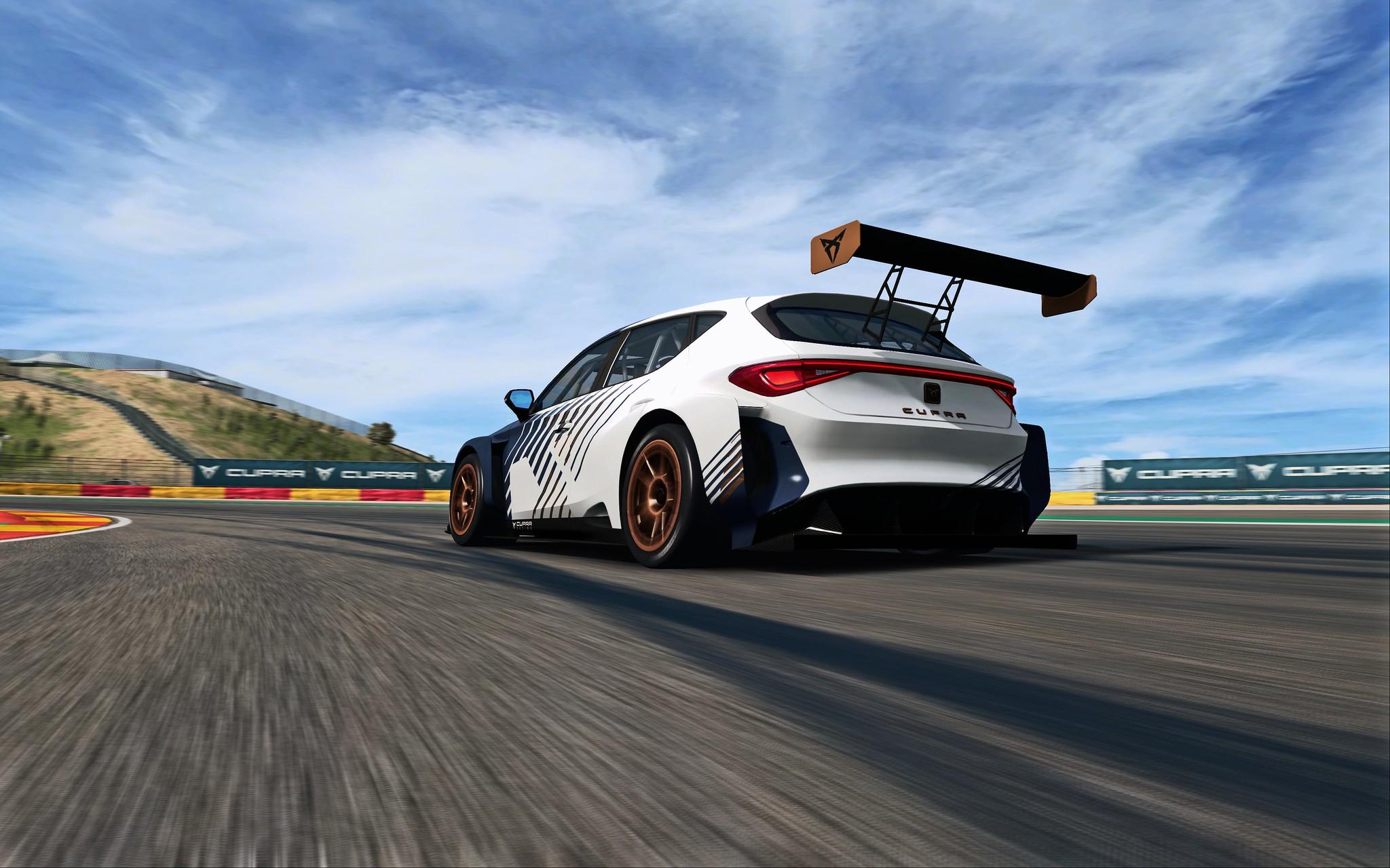 Cupra E-Racer 1