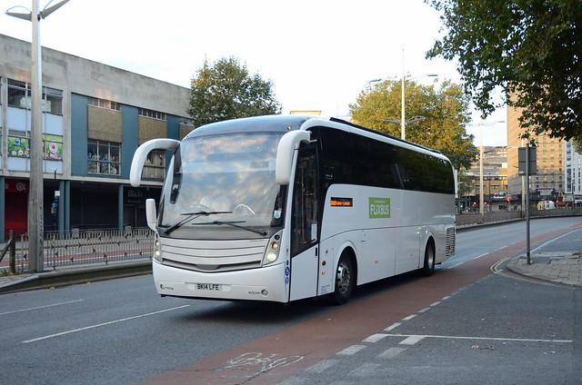 Flixbus BK14 LFE, Bristol