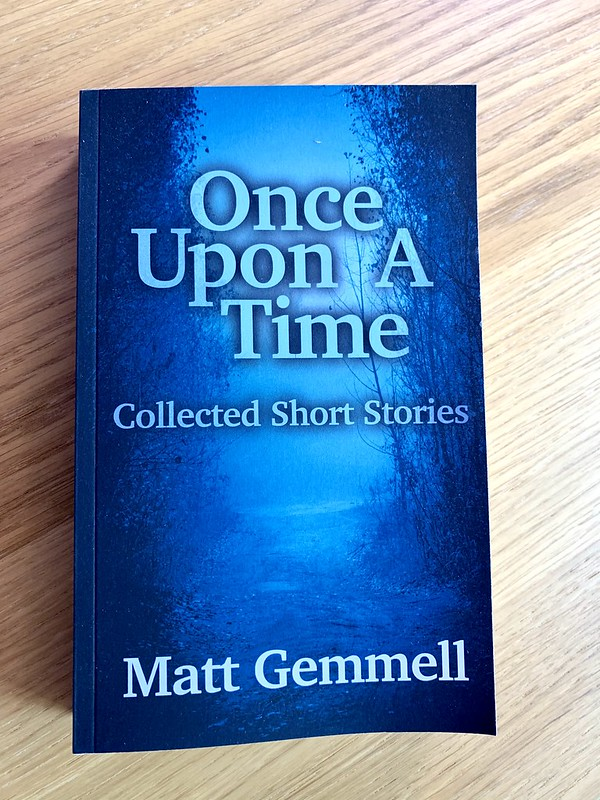 Once Upon A Time paperback front cover
