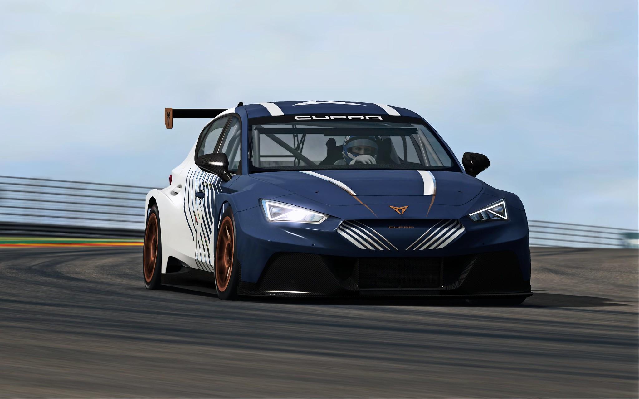 Cupra E-Racer 2