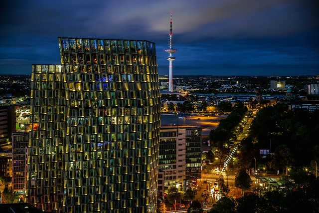 Hamburg von oben   MABA6126