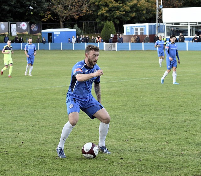 Rams 2 Ossett United 1 - Saturday 10th October - Northern Premier League