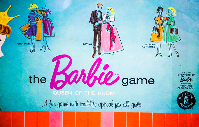 the Barbie game, A fun game with real-life appeal for all girls