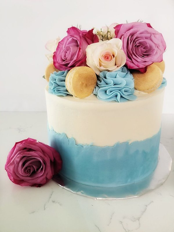 Cake by Wickedly Sweet Confections