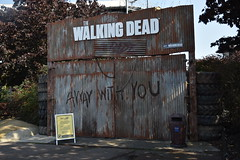 The Walking Dead The Ride: Closed due to Covid-19