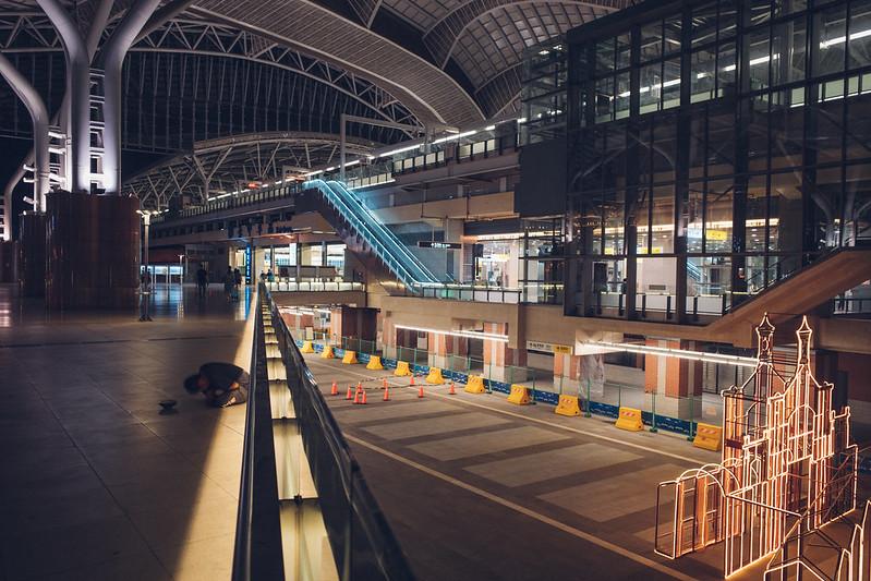 臺中火車站|GR3