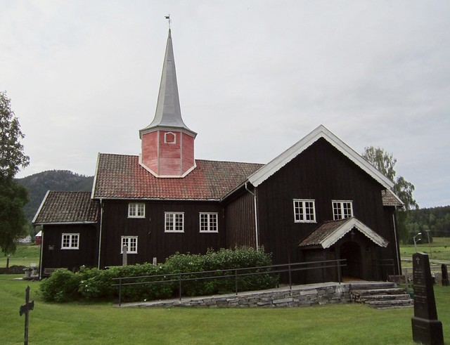 Flesberg stavkirke