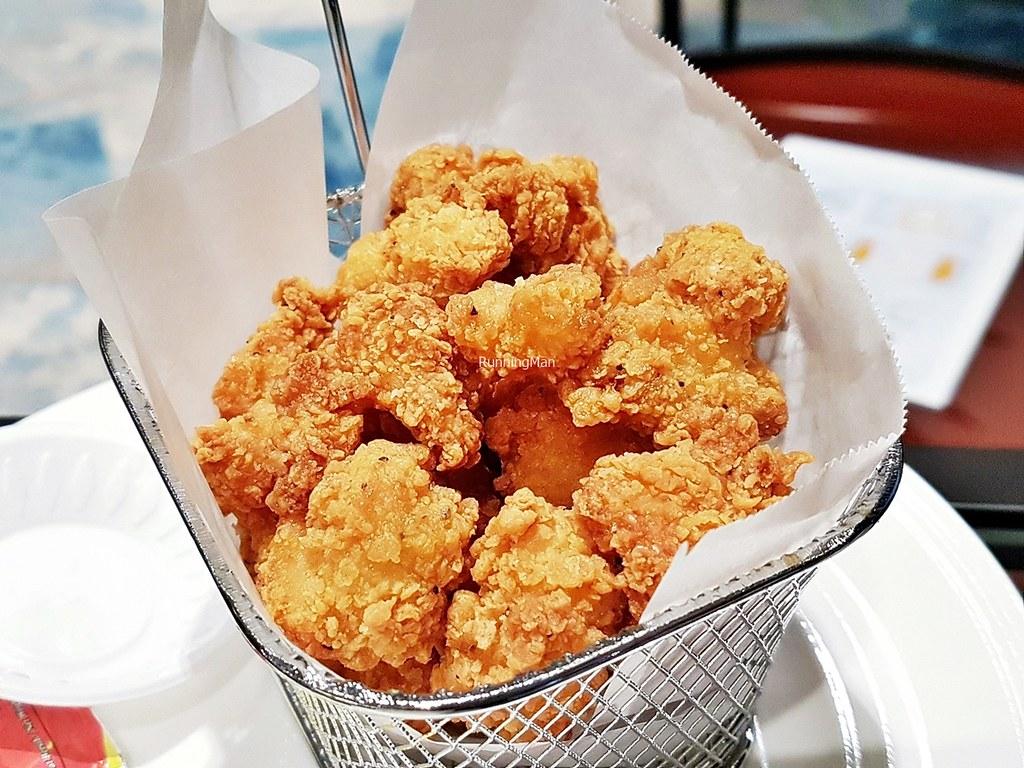 Changi Lounge 24 - Popcorn Chicken