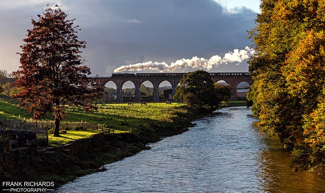 45699(45562)   Whalley Viaduct