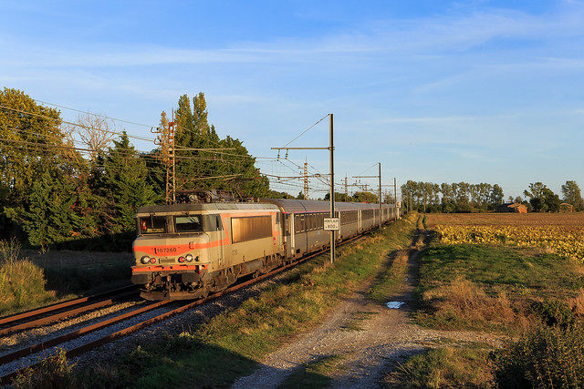 BB7260 - 4764 Marseille - Bordeaux